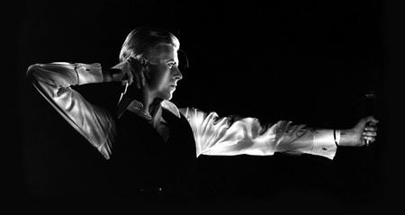 David Bowie - © John Rowlands