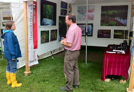 Watershed Photo Art Exhibition at the New Art Festival - Ottawa