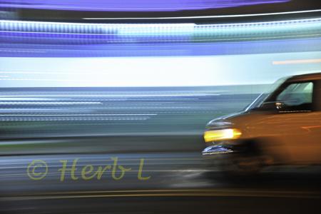Night Light Photo Workshop - Victoria © Herb L