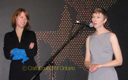 Craf Conference - Emma Quin, Sara Washbush
