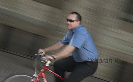 Ottawa Photo Course - Blurring Motion