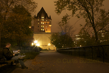 Night Light Photo Workshop - Ottawa