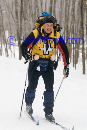 Eastern Canadian xc ski champs