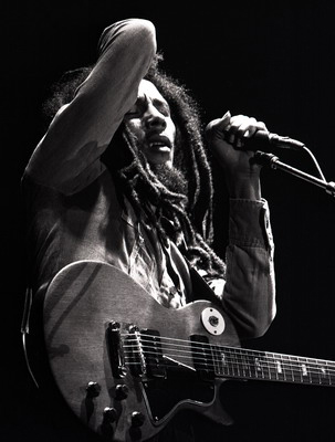 Bob Marley © John Rowlands