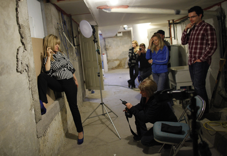 On Location Lighting Photo Class with Blair Gable - Ottawa