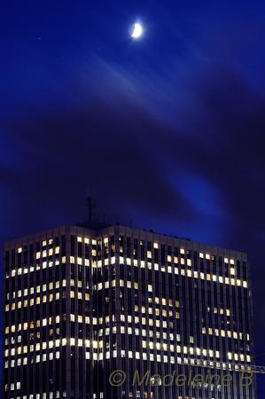 Night photography class - Ottawa