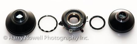 Nikon 75mm Large Format lens
