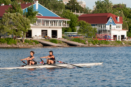 Rowing Photo Safari