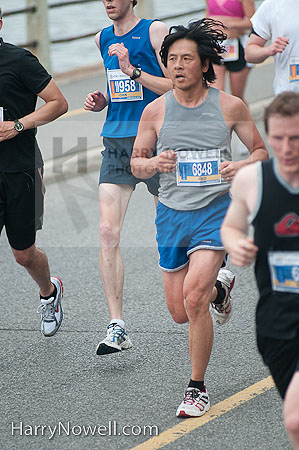 Ottawa Half Marathon Photo 2010