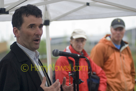 Official opening of the Pumphouse - Paul Dewar