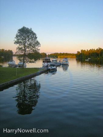 Rideau Canal Waterway photo