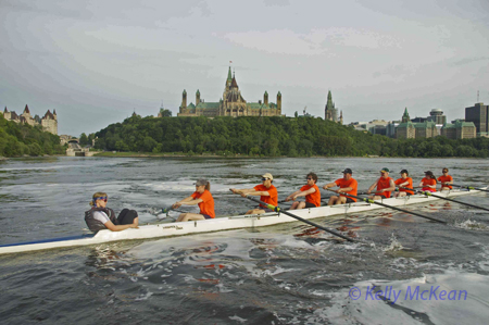 Ottawa Rowing photography