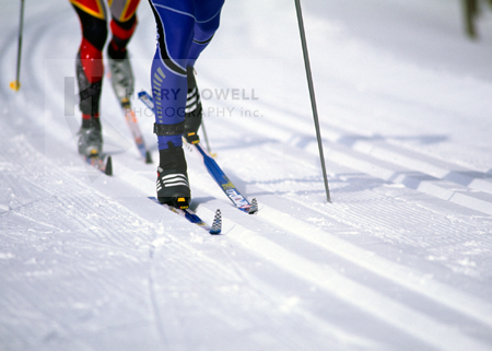 Ottawa Greeting Card – XC Ski