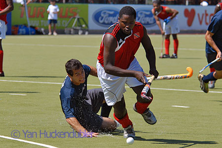 Pan Am Cup Field Hockey 2009