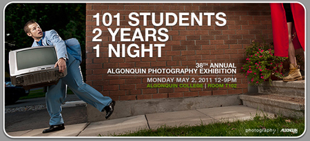 Algonquin College Photography Exhibition