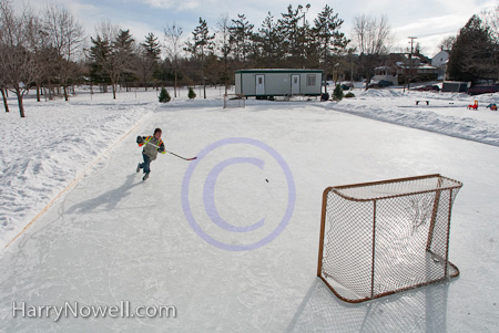 Outdoor Hockey Ottawa