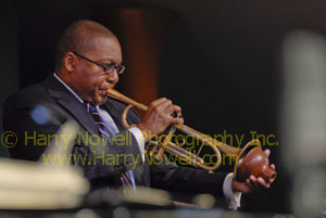 Marsalis shapes the sound
