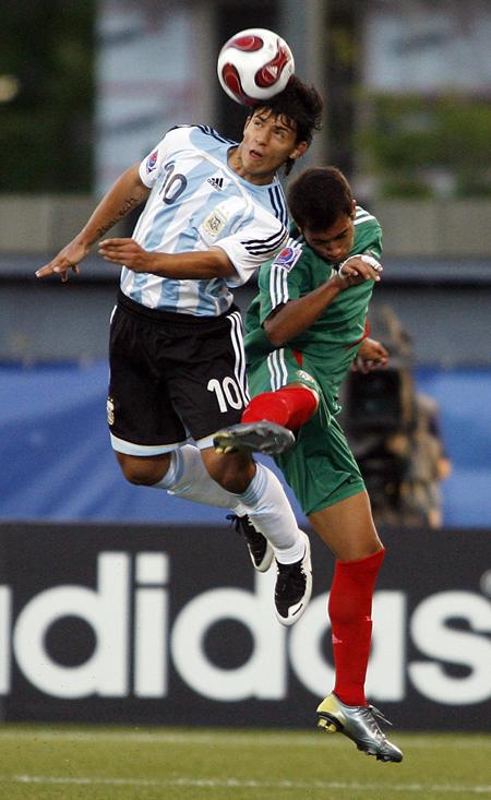 Blair Gable photographs FIFA U20 World Cup