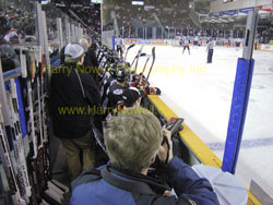 Ottawa 67s Hockey Photography Workshop