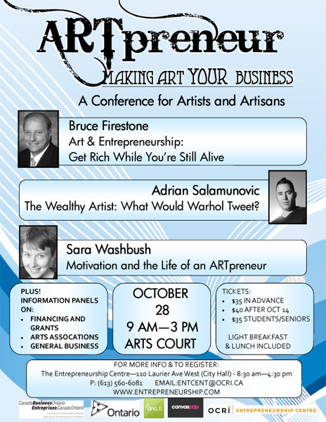 Ottawa Arts Business