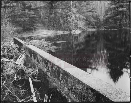 Fortune Lake, Gatineau Park. Headwaters of Chelsea Creek.