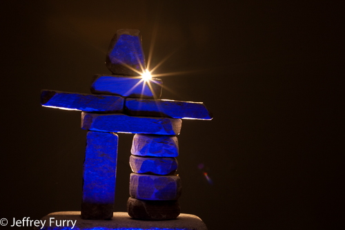 "© Jeffrey Furry      Challenge - Simple Studio Lighting - ""creating lighting scenarios using lights you already have at home."""
